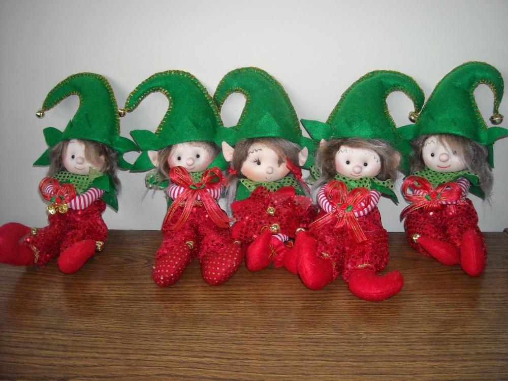 duendes rojo y verde.JPG